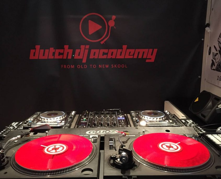 dutch dj school